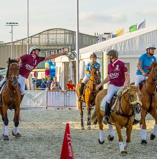 Eine kurze Spielerklärung von La Cuerra, dem neuen Pferdesport